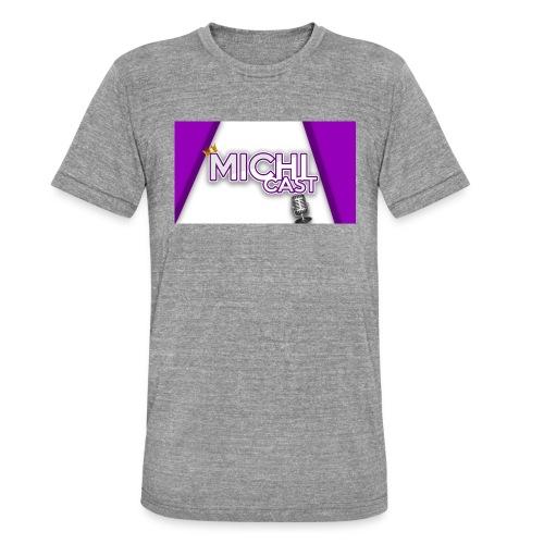 Camisa MichiCast - Unisex Tri-Blend T-Shirt by Bella & Canvas