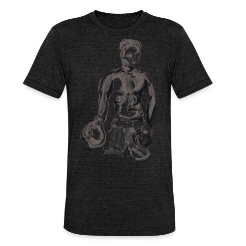 Muhammed Ali - T-shirt chiné Bella + Canvas Unisexe
