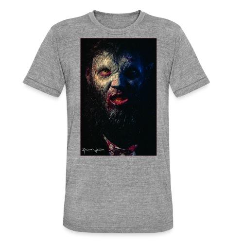 Werewolf - T-shirt chiné Bella + Canvas Unisexe