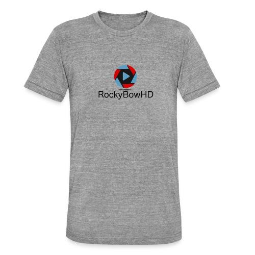 RockyBowHD - Unisex Tri-Blend T-Shirt von Bella + Canvas