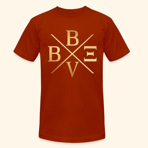 BVBE Gold X Factor - Unisex Tri-Blend T-Shirt by Bella & Canvas
