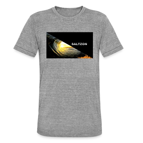 saltzon - Unisex Tri-Blend T-Shirt by Bella & Canvas