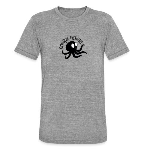 POULPE FICTION - T-shirt chiné Bella + Canvas Unisexe