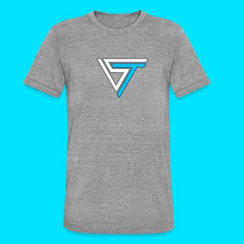 somsteveel kleding en accessoires - Unisex tri-blend T-shirt van Bella + Canvas