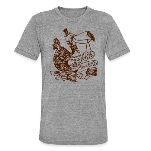 Dronte - Unisex Tri-Blend T-Shirt von Bella + Canvas