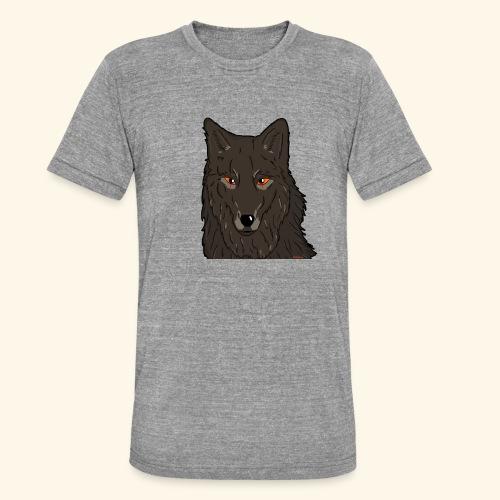 HikingMantis - Unisex tri-blend T-shirt fra Bella + Canvas