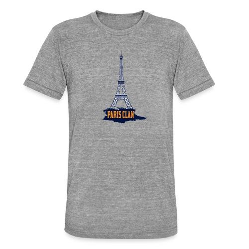 Paris Eiffel - Unisex Tri-Blend T-Shirt by Bella & Canvas