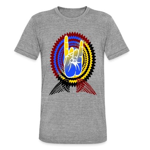 Rock it - Unisex Tri-Blend T-Shirt von Bella + Canvas