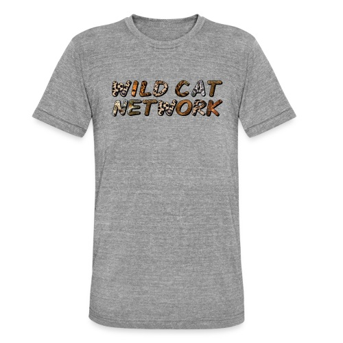 WildCatNetwork 1 - Unisex Tri-Blend T-Shirt by Bella & Canvas