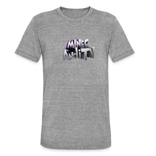 MinecAndiTV - Unisex Tri-Blend T-Shirt von Bella + Canvas