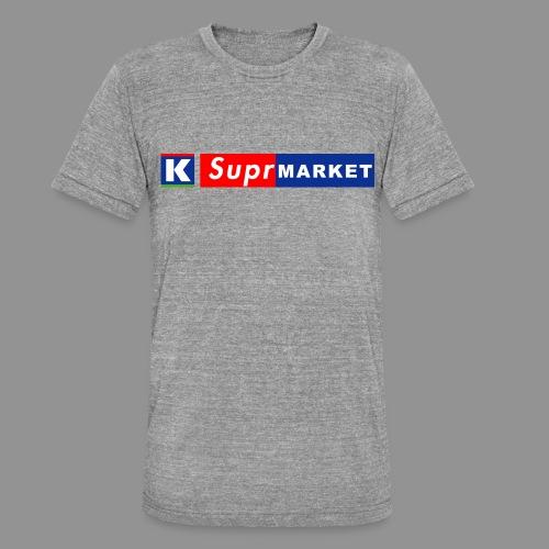 K-Suprmarket - Bella + Canvasin unisex Tri-Blend t-paita.