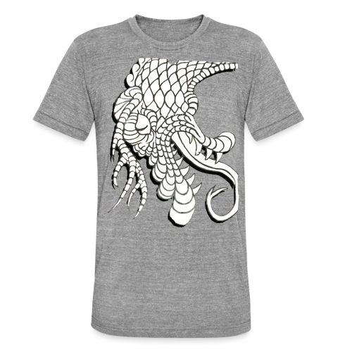 Design Number (6) - Unisex Tri-Blend T-Shirt by Bella & Canvas