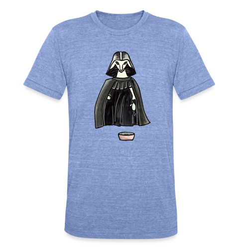 Darth Albert - Triblend-T-shirt unisex från Bella + Canvas