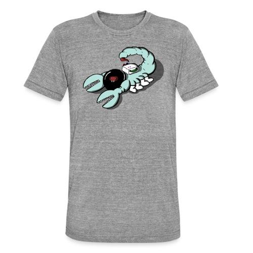 Space Scorpions?! (Colour) - Unisex Tri-Blend T-Shirt by Bella & Canvas