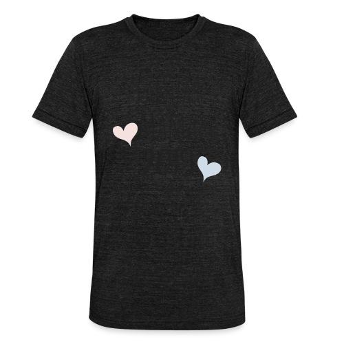 Januar Mama 2019 - Unisex Tri-Blend T-Shirt von Bella + Canvas