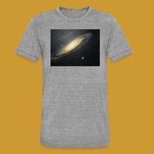 Andromeda - Mark Noble Art - Unisex Tri-Blend T-Shirt by Bella & Canvas
