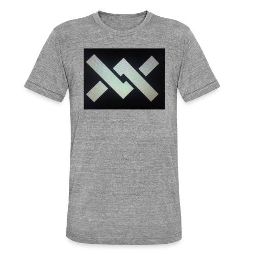 Original Movement Mens black t-shirt - Unisex Tri-Blend T-Shirt by Bella & Canvas