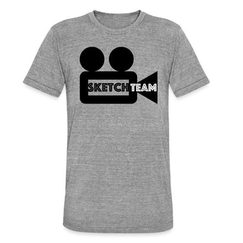 SketchTeam Logga T-shirt - Triblend-T-shirt unisex från Bella + Canvas