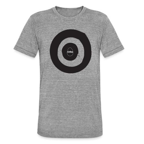 Ninho Target - Maglietta unisex tri-blend di Bella + Canvas