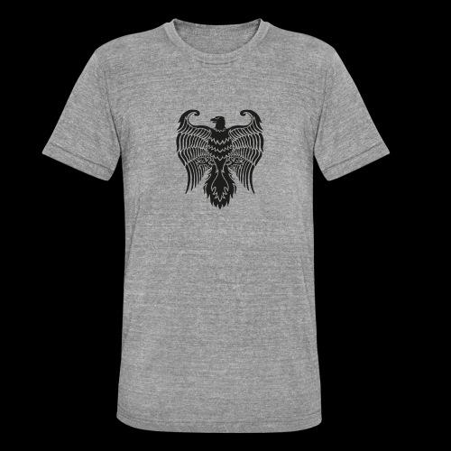 HAUKKA ei tekstia - Bella + Canvasin unisex Tri-Blend t-paita.