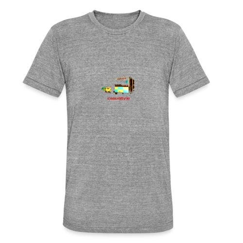 maerch print ambulance - Unisex Tri-Blend T-Shirt by Bella & Canvas