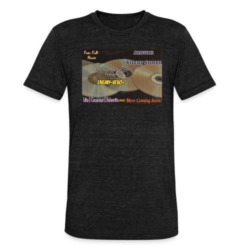 Enemy_Vevo_Picture - Unisex Tri-Blend T-Shirt by Bella & Canvas