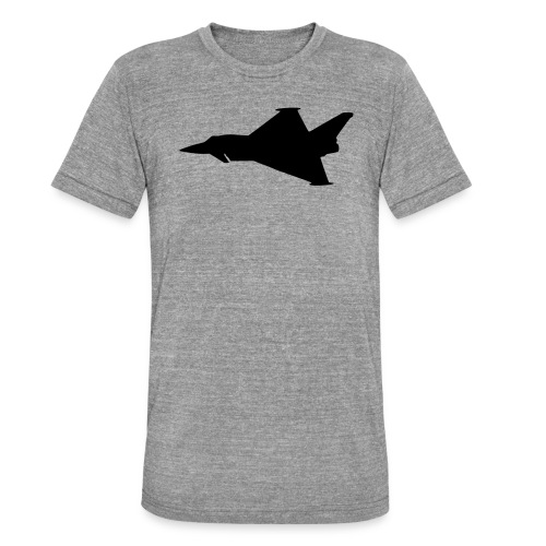 EF2000 Typhoon - Unisex Tri-Blend T-Shirt by Bella & Canvas