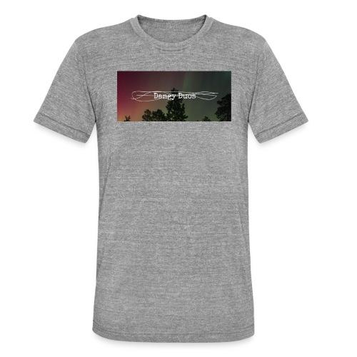dangy_tru - Unisex tri-blend T-shirt van Bella + Canvas