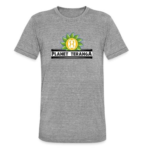 T shirt historique Planet T - T-shirt chiné Bella + Canvas Unisexe