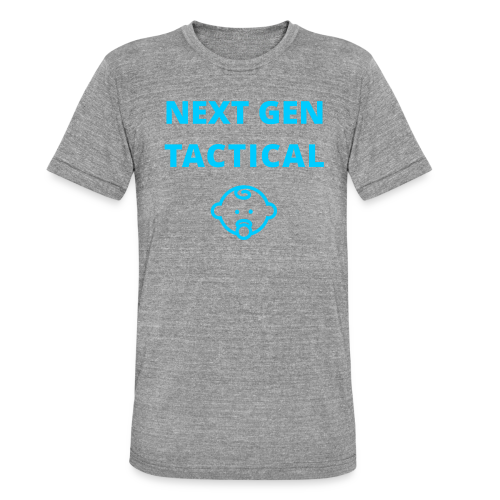 Tactical Baby Boy - Unisex tri-blend T-shirt van Bella + Canvas