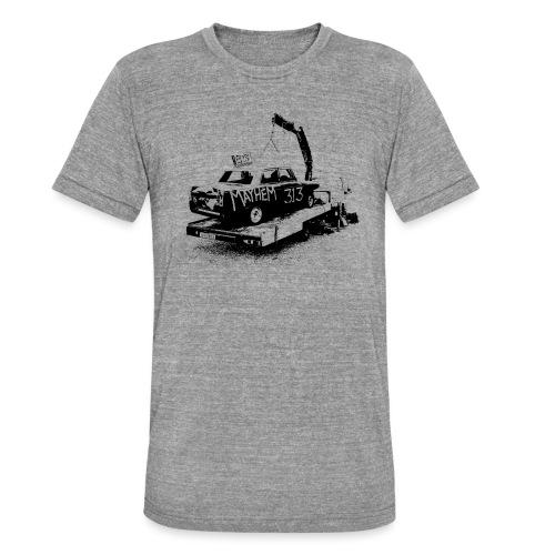 Mayhem! - Unisex Tri-Blend T-Shirt by Bella & Canvas