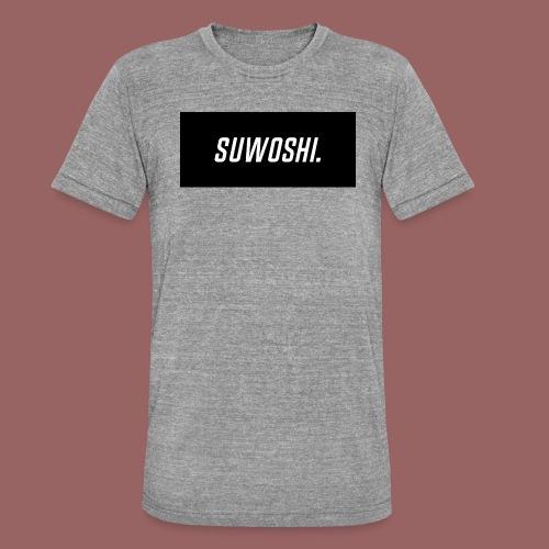 Suwoshi Sport - Unisex tri-blend T-shirt van Bella + Canvas