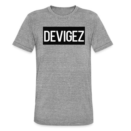 devigez black - Triblend-T-shirt unisex från Bella + Canvas