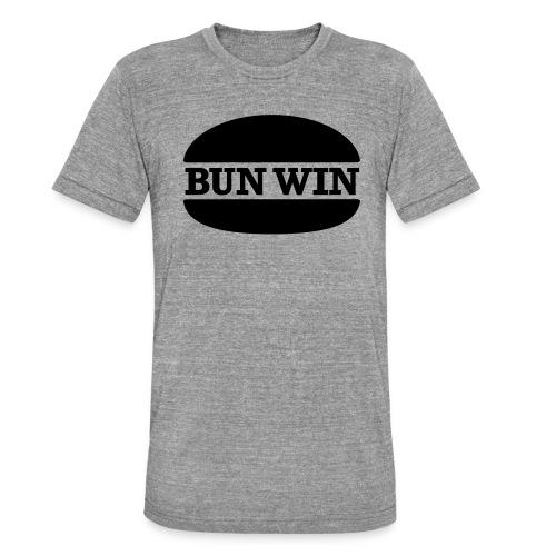 bunwinblack - Unisex Tri-Blend T-Shirt by Bella & Canvas