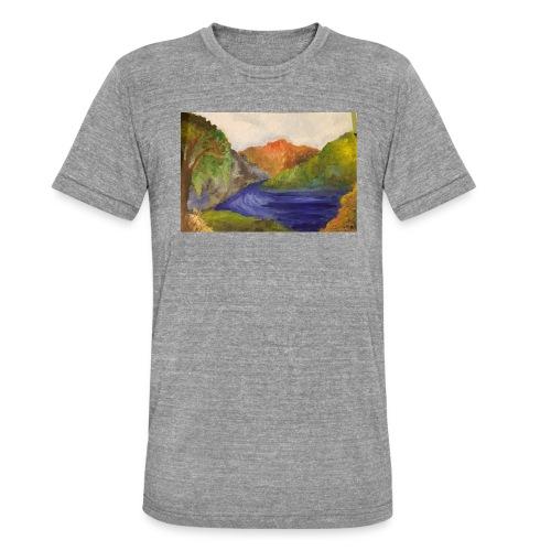 flo 1 - Unisex Tri-Blend T-Shirt by Bella + Canvas