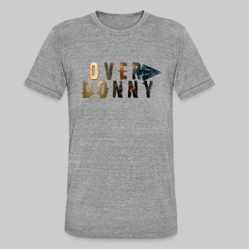 Over Donny [Arrow Version] - Maglietta unisex tri-blend di Bella + Canvas
