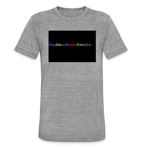 DualdnoobextraSwedens Mugg - Triblend-T-shirt unisex från Bella + Canvas