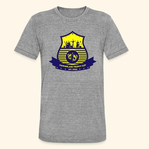 Logga - Triblend-T-shirt unisex från Bella + Canvas