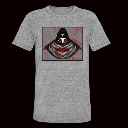 SoWeQDK Reaper ! - Unisex tri-blend T-shirt fra Bella + Canvas
