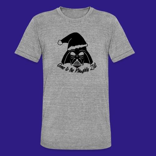 Vader's List - Unisex Tri-Blend T-Shirt by Bella & Canvas