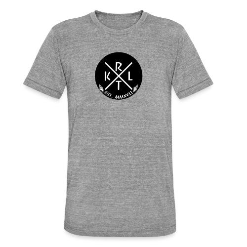 KRTL Original Brand - Unisex tri-blend T-shirt van Bella + Canvas