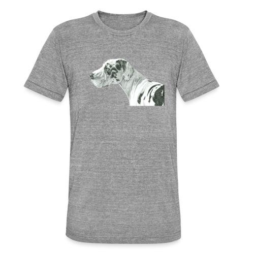 grand danios harlequin - Unisex tri-blend T-shirt fra Bella + Canvas