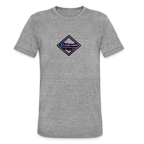 jordan sennior logo - Unisex Tri-Blend T-Shirt by Bella & Canvas