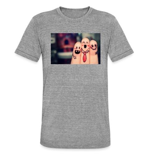 słodkie palce - Koszulka Bella + Canvas triblend – typu unisex