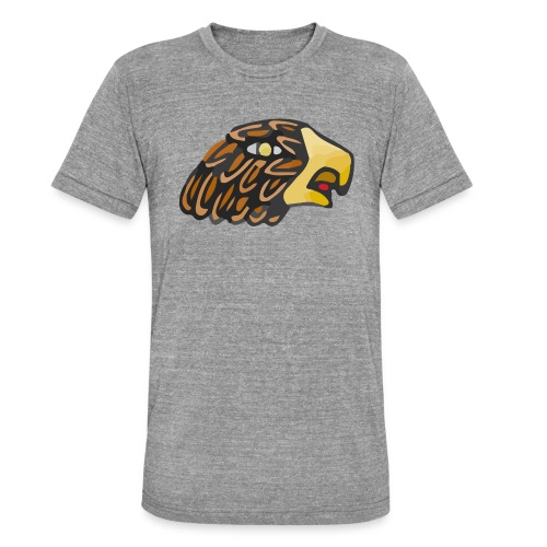 Aztec Icon Eagle - Unisex Tri-Blend T-Shirt by Bella & Canvas