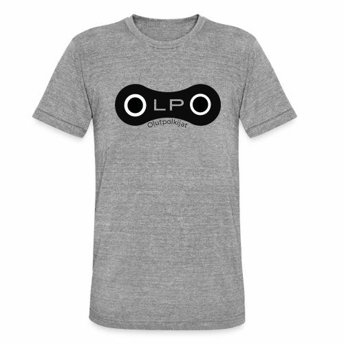 OLPO - Bella + Canvasin unisex Tri-Blend t-paita.