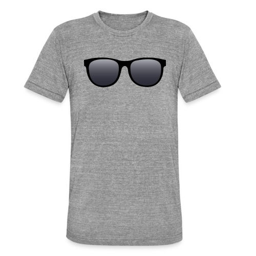Ausländer - Unisex Tri-Blend T-Shirt von Bella + Canvas
