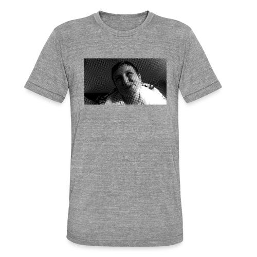 Basse Tshirt - Unisex tri-blend T-shirt fra Bella + Canvas