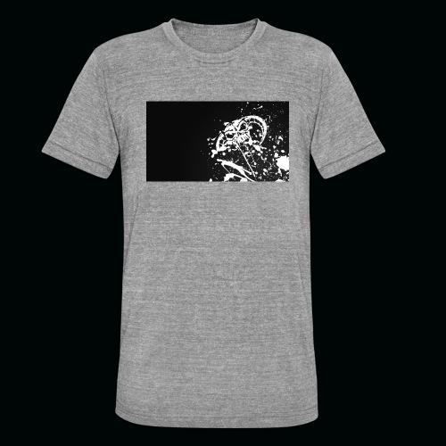 h11 - T-shirt chiné Bella + Canvas Unisexe