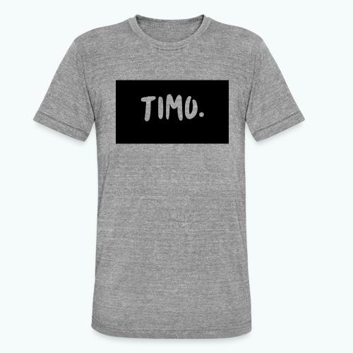 Ontwerp - Unisex tri-blend T-shirt van Bella + Canvas